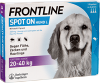 FRONTLINE-Spot-on-H-40-Loesung-f-Hunde