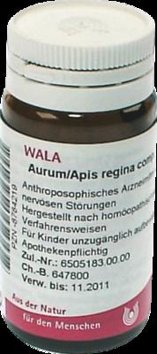 Depression regina comp aurum apis aurum/apis von